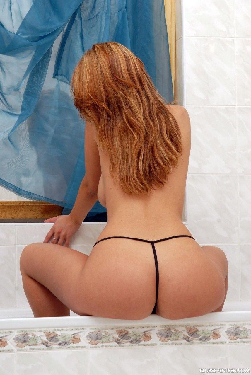 Fotos nudez com ninfetinha ruiva de xoxota peluda
