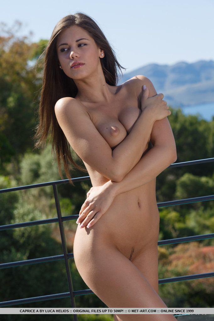 Fotos de morena novinha pelada com xereca greluda