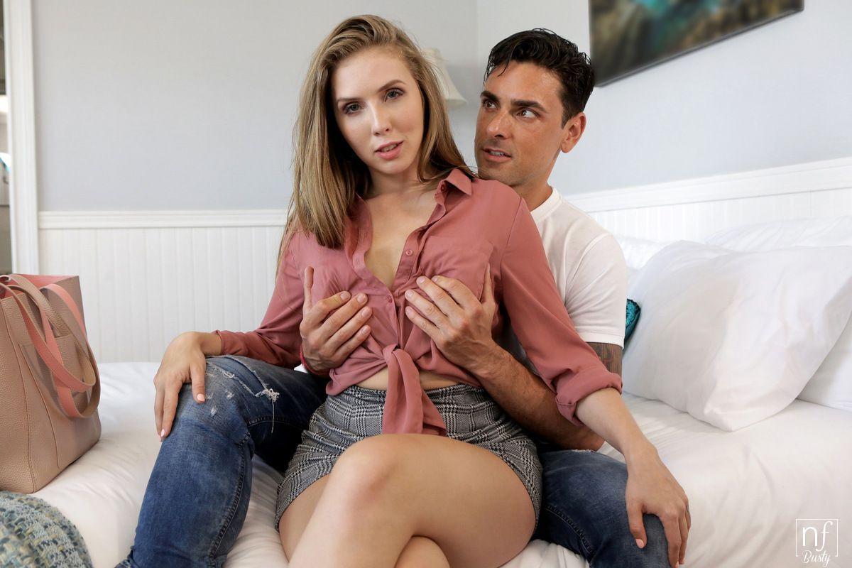 Massagem com amor do namorado taradão