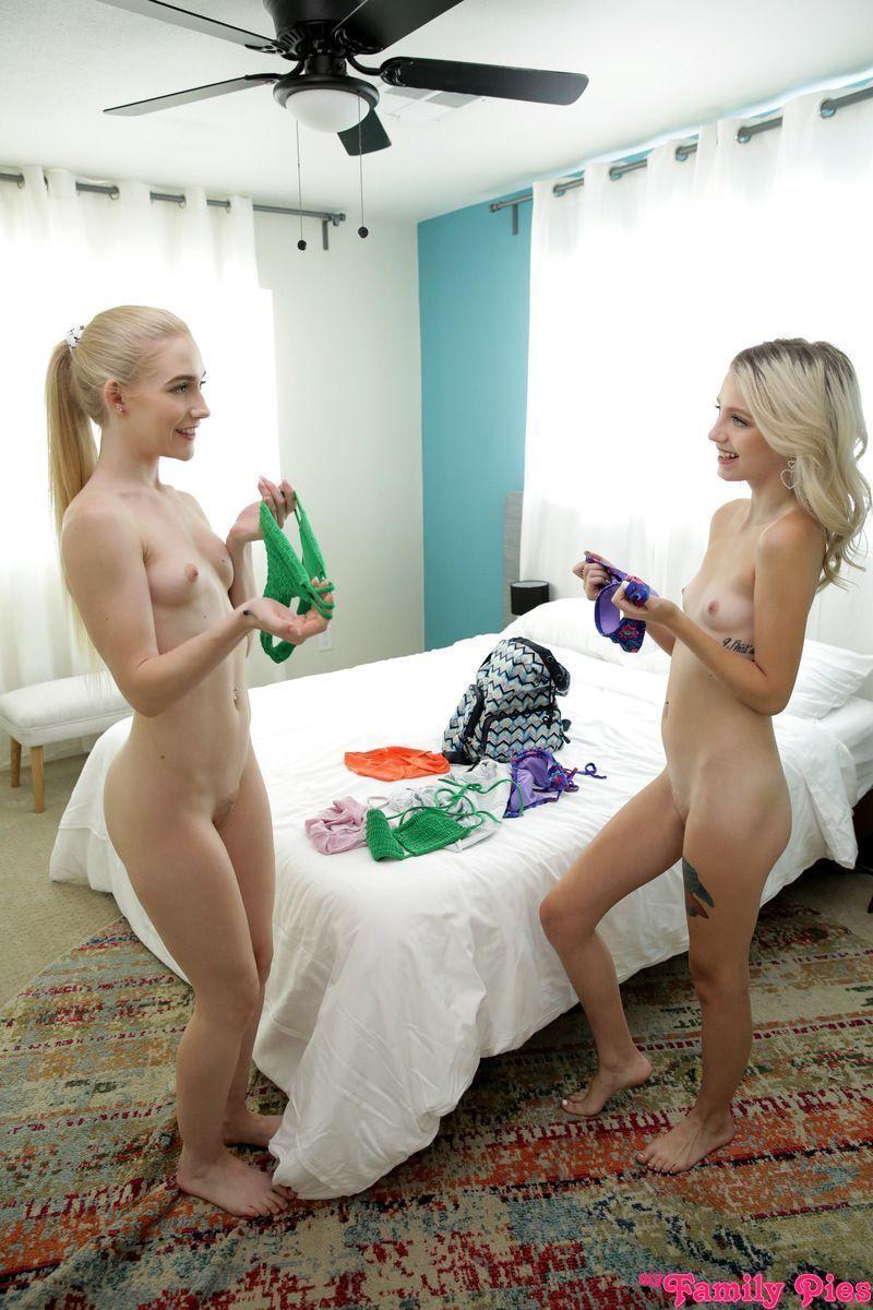 Mobile porno mostra duas magrinhas transando gostoso com amigo